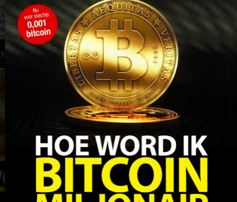 Mark Koster – Hoe word ik bitcoin-miljoinair?
