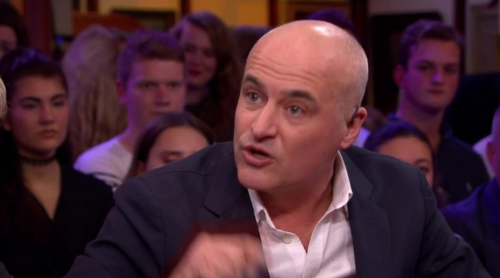 Mark Koster bij RTL Late Night