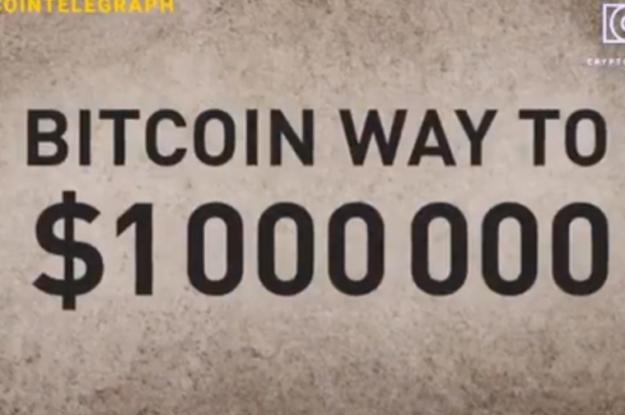 VIDEO: Bitcoin naar 1 Miljoen?!?