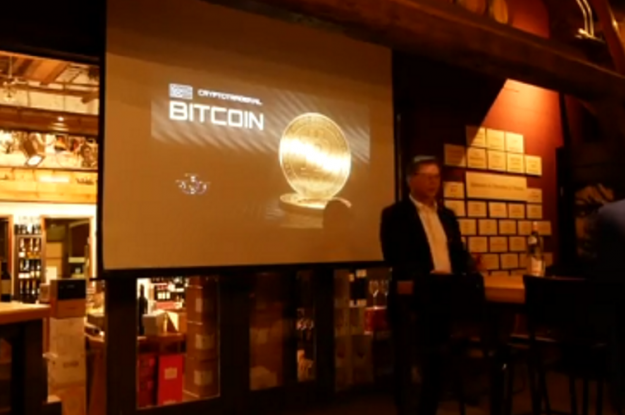 VIDEO: Bitcoin Presentatie Cryptotrader Blaricum