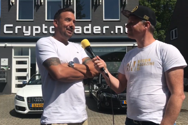 VIDEO: Bitcoinmagazine.nl interview met Colin van Gijn
